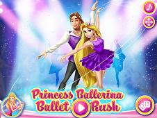Princess Ballerina Ballet Rush