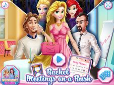 Rachel Meetings On A Rush