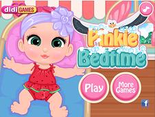 Pinkie Bedtime