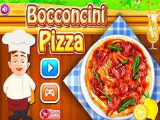 Bocconcini Pizza