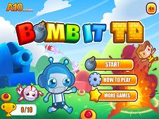 Bomb It TD
