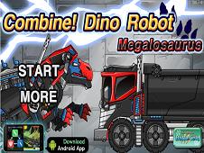 Dino Robot Megalosaurus