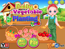 Baby Vegetable Planting