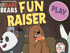 We Bare Bears: Fun Raiser