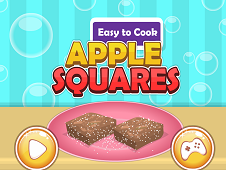 Easy to Cook Apple Squares