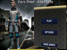 Cars Thief: GTA Clone