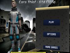 Cars Thief: GTA Clone