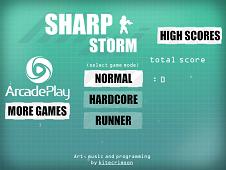 Sharp Storm