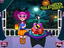 Princess Halloween Cake