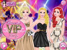 Princesses VIP Party