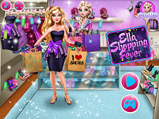 Ella Shopping Fever