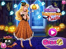 Aurora's Halloween Castle