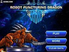 Robot Puncturing Dragon