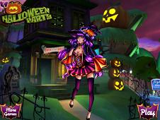 Halloween Witch Dress