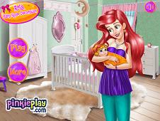 Aria Baby Room Decoration