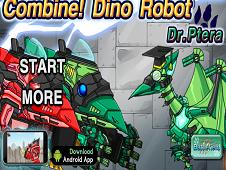 Dr Ptera Dino Robot
