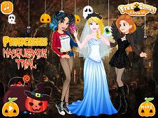 Princesses Masquerade Trial