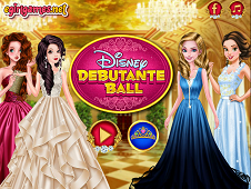 Disney Debutante Ball