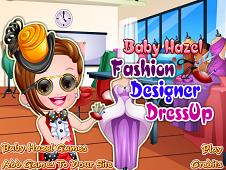 Baby Hazel Fashion Designer Dressup