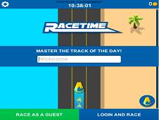 Racetime.io Online