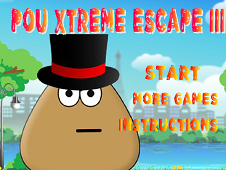 Pou Xtreme Escape 3