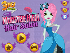 Monster High Hair Salon