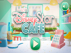 Disney Star Cafe