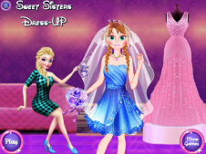 Sweet Sisters Dress-up