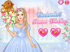 Cinderella's Dream Wedding