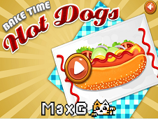 Bake Time Hot Dogs