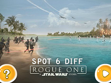 Star Wars Anthology Rogue One Spot 6 Diff