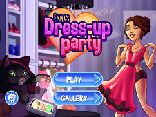 Emma Dress Up Party