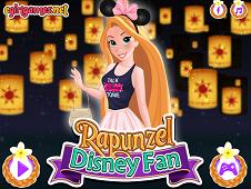 Rapunzel Disney Fan