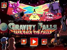 Gravity Falls: Take Back The Falls