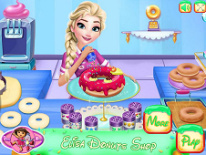 Eliza Donuts Shop