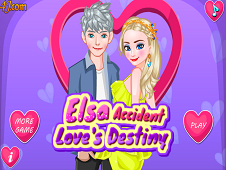 Elsa Accident Love Destiny