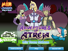 Adventures in Atreia