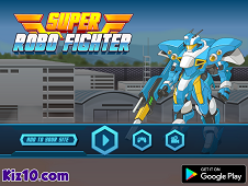 Super Robot Fighter