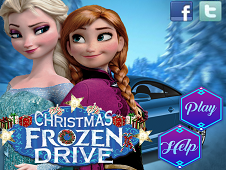 Christmas Frozen Drive