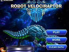 Robot Velociraptor