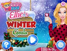 Ellie's Winter Goals