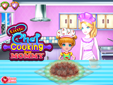 Little Chef Cooking Games