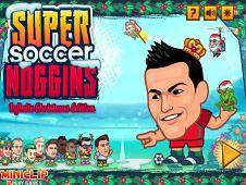 Super Soccer Noggins Christmas