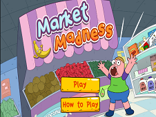 Clarence: Market Madness