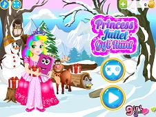 Princess Juliet Gift Hunt