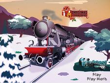 Christmas Train Cargo