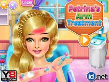Petrina's Arm Treatment