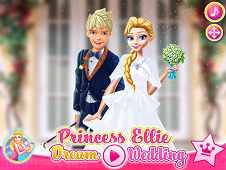 Princess Ellie Dream Wedding