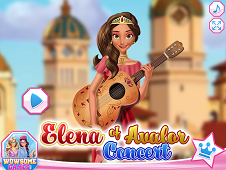 Elena Of Avalor Concert