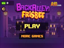 Backalley Frisbee